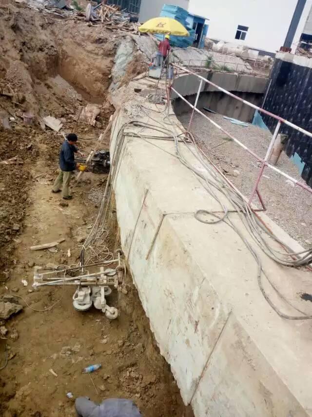 呼和浩特隧道切割拆除公司隧道切割务必要全神贯注